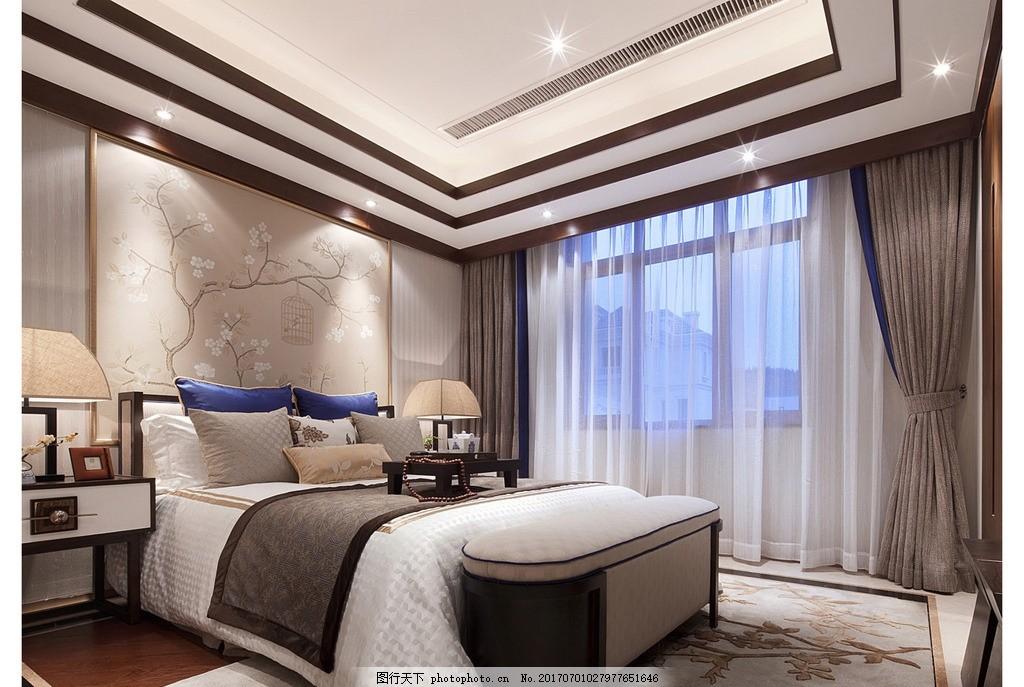 家装卧室效果 家装客厅效果 装饰 装修 混搭风格 实景图 效果图
