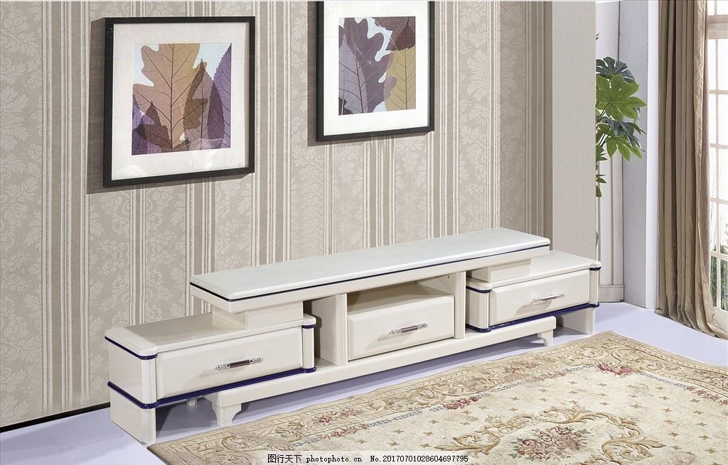 电视柜 地柜 白色电视柜 玻璃电视柜 时尚背景      欧式客厅 时尚