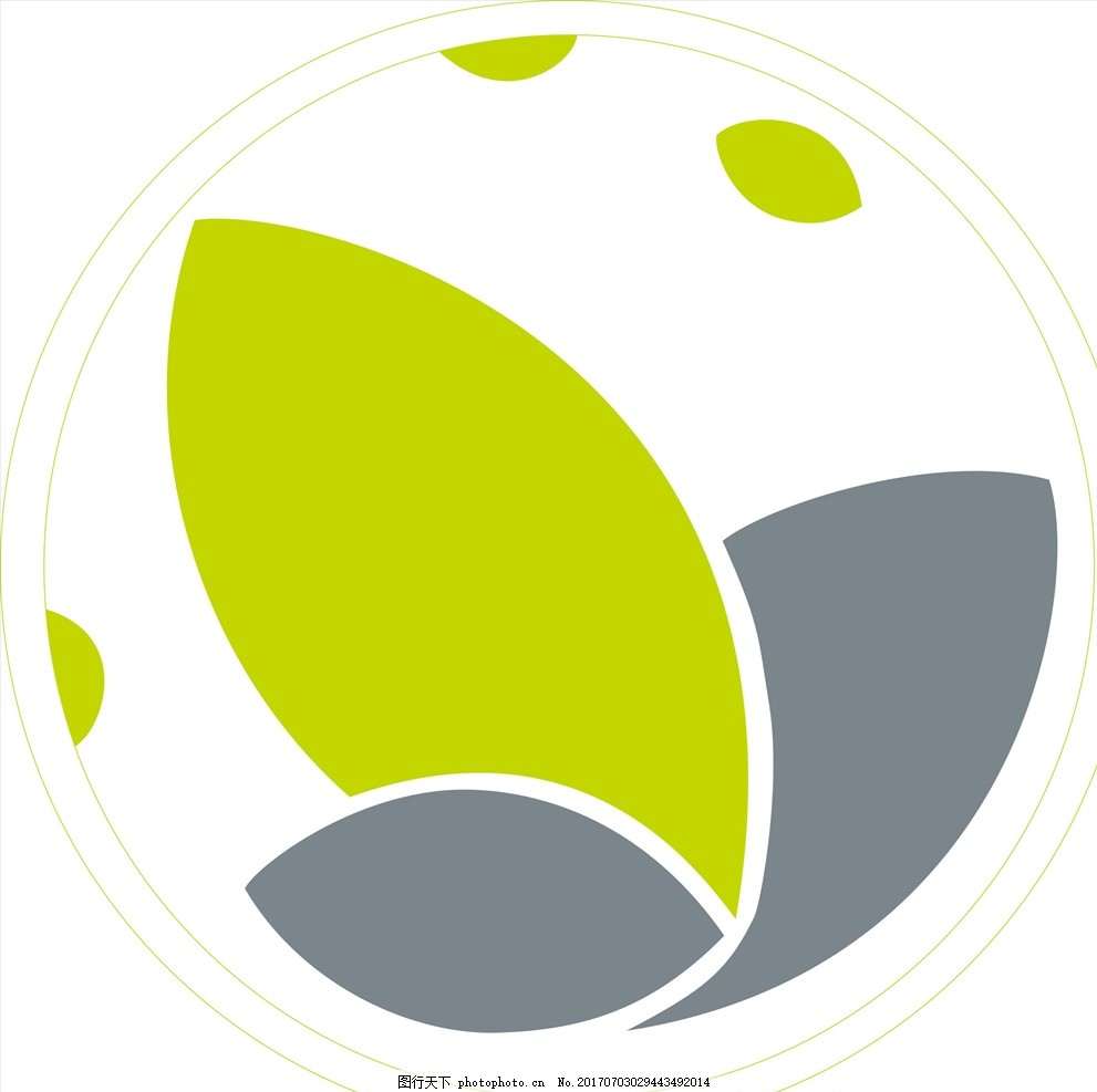 图标设计 公司标志 简易标 企业标识 矢量标 标志图标