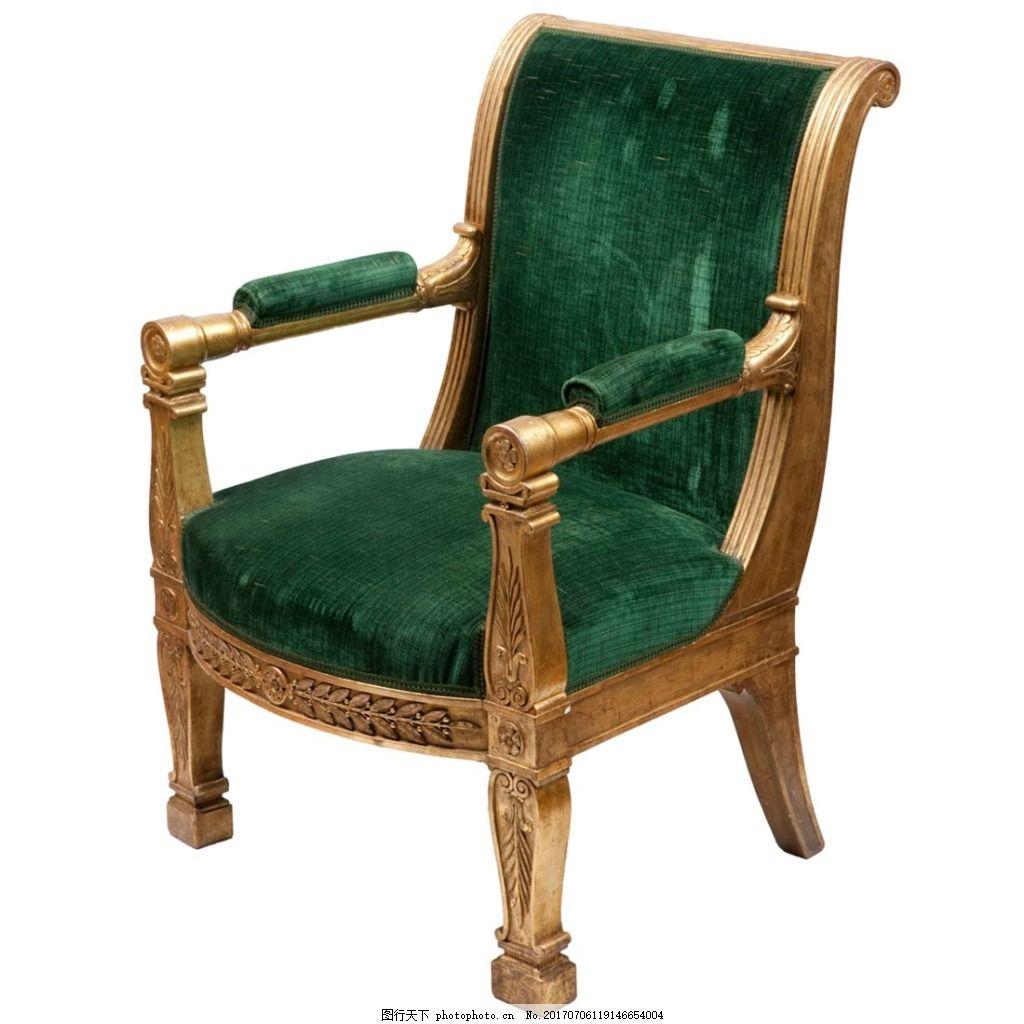 欧式椅子元素