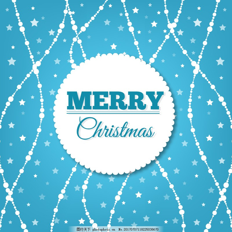带徽章的圣诞背景 圣诞背景图 圣诞背景素材 礼品包装纸图案 圣诞节