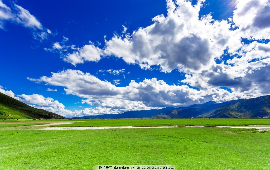 云南香格里拉 风景 云南风景 香格里拉风景 风景背景 风景大图