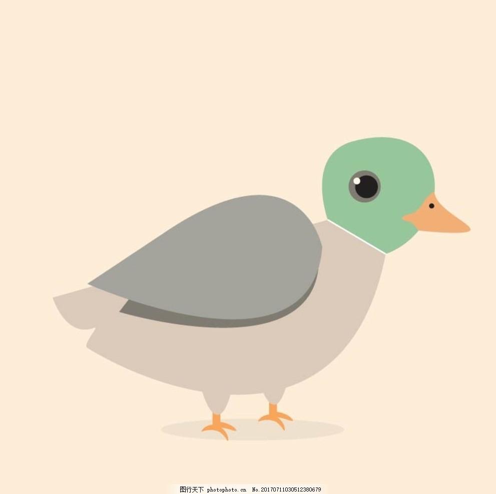 可爱鸭子娇滴滴头像
