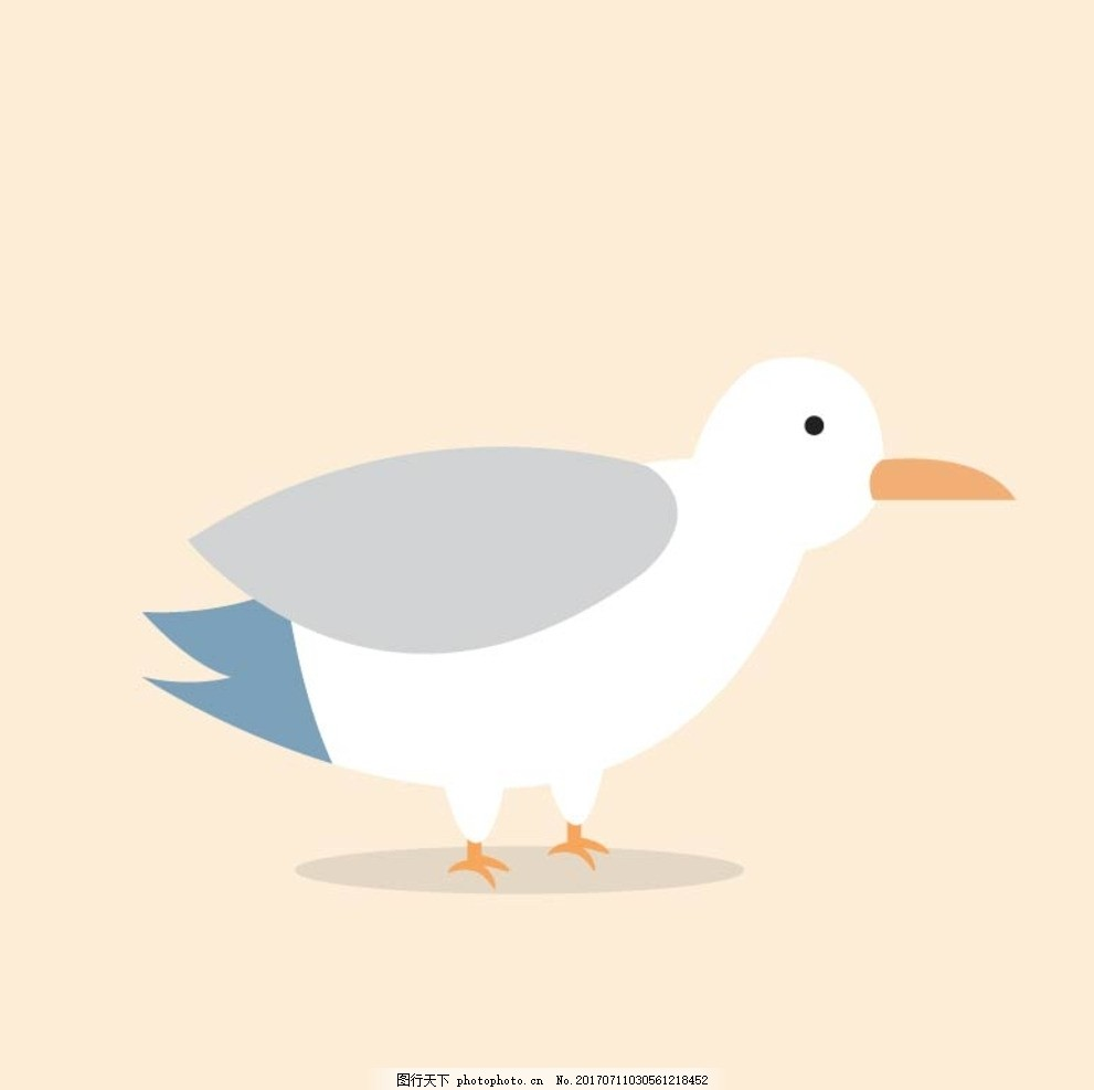 卡通鸽子 卡通动物 动漫卡通 可爱 贺卡 动物插画 插画 儿童绘本 儿童