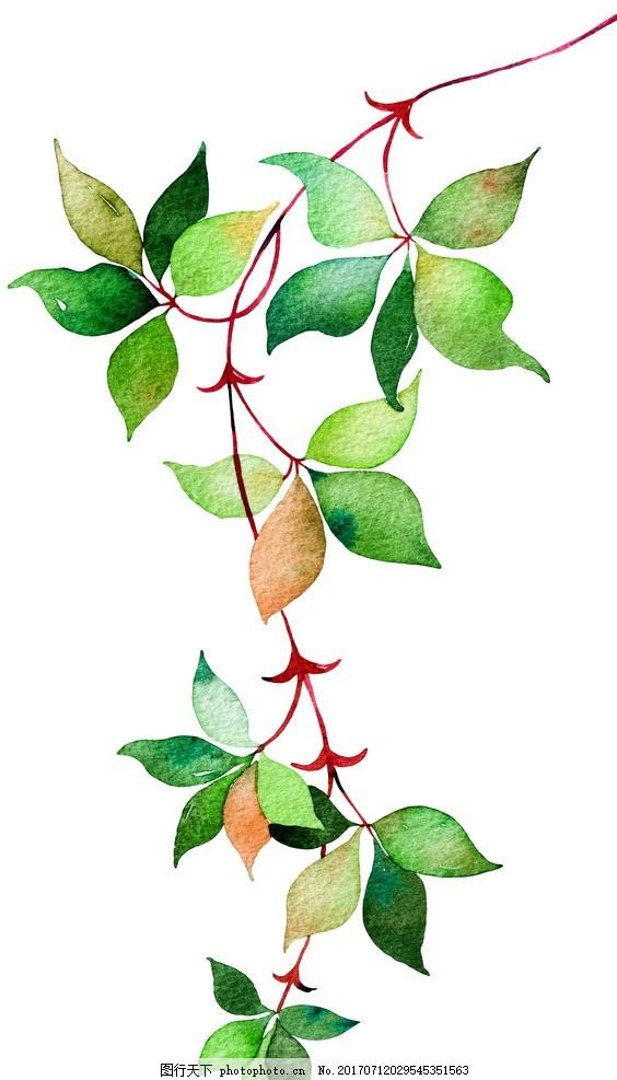树叶美甲教程步骤图片