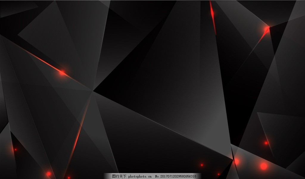 1600x900黑色炫酷壁紙
