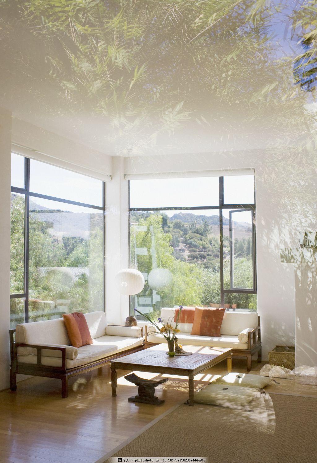 欧式客厅效果图 欧式 白色烤漆 墙纸 挂画 筒灯 石膏人 木线条 花型