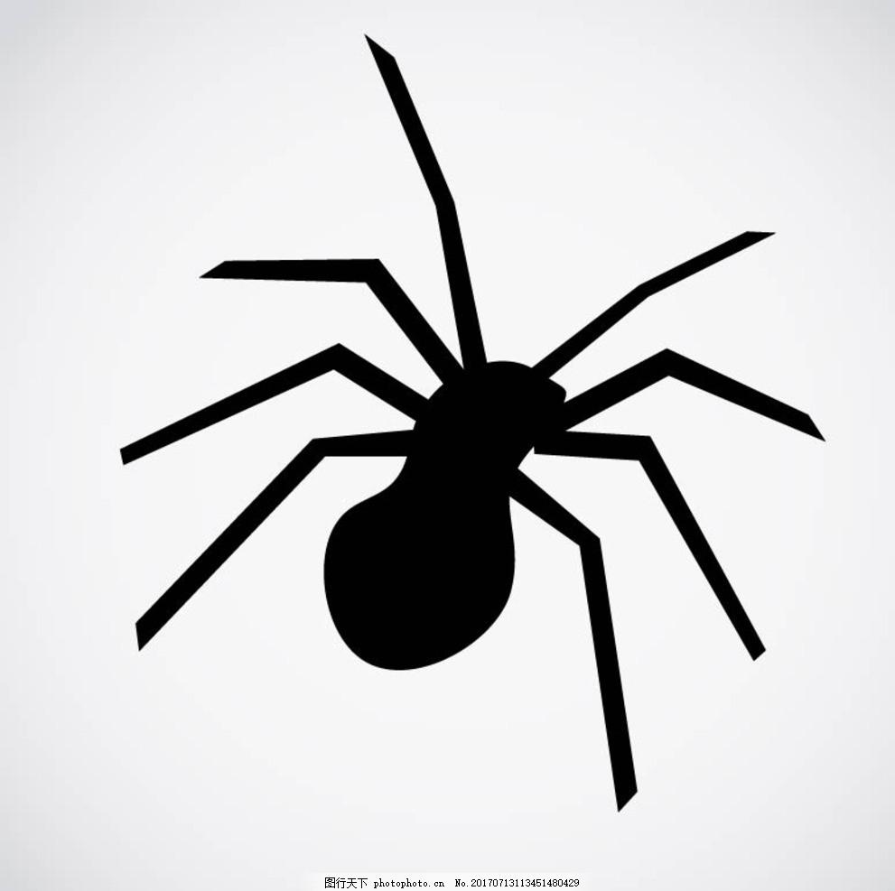 蜘蛛开店板书设计