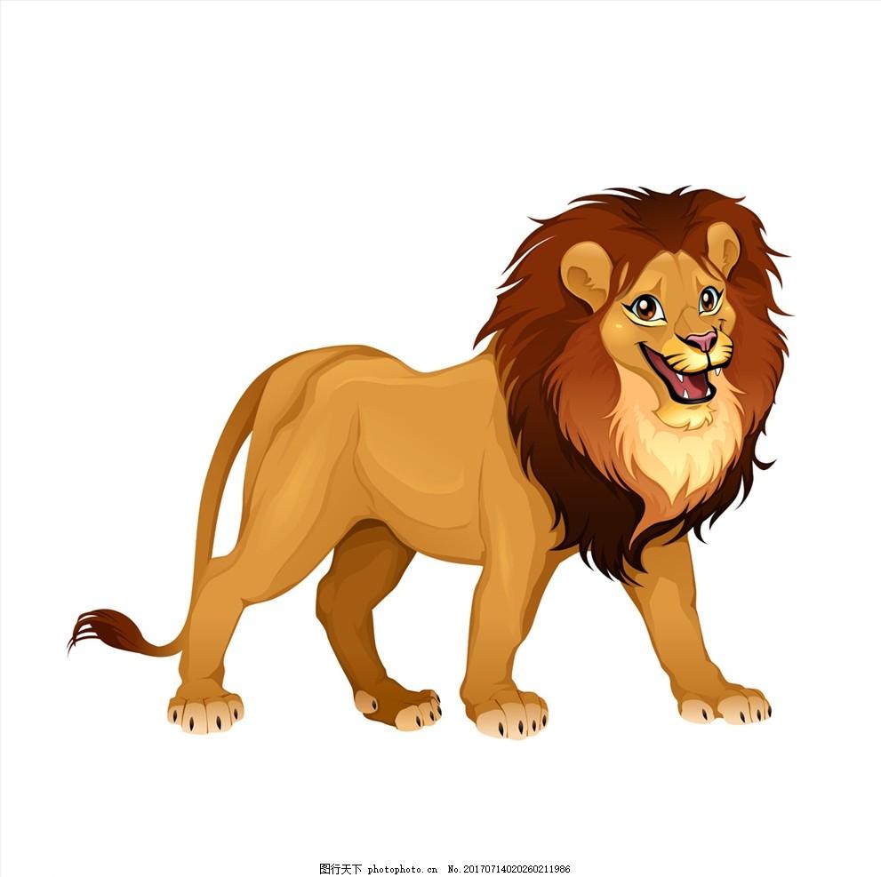 动物图案 动物矢量 动物图片 动物世界 线描动物 动物素描 动物线描