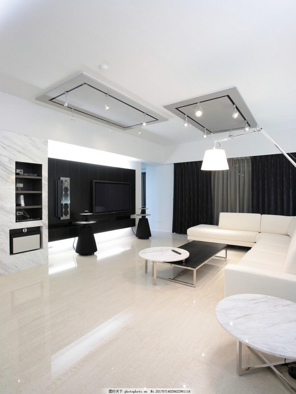 简约客厅背景墙效果图 室内设计 家装效果图 设计素材 室内装修 jpg