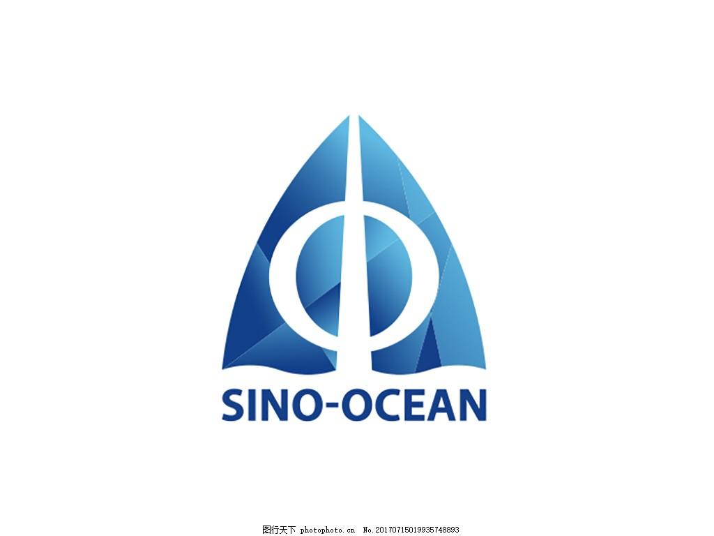远洋地产-全新logo 商标全新改版 帆船标志