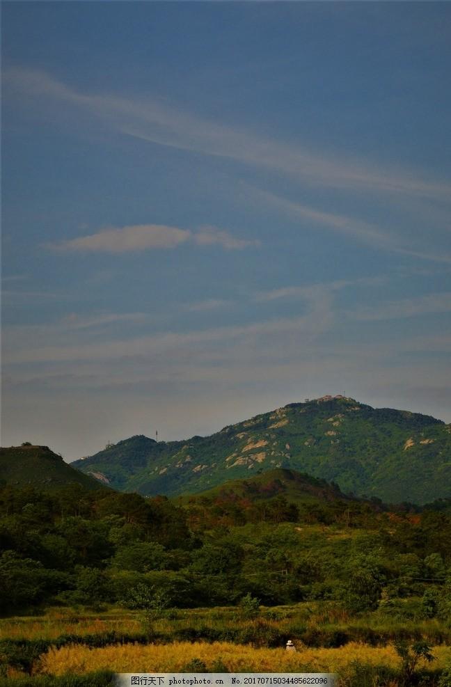 美丽的木兰川 黄陂 木兰山 风景 山水 摄影 自然景观 山水风景
