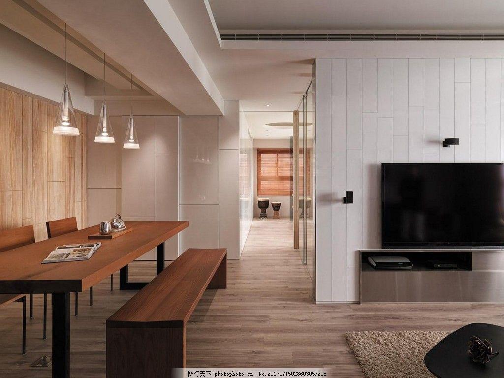 东欧客厅背景墙效果图 室内设计 家装效果图 家居背景墙 木质背景墙
