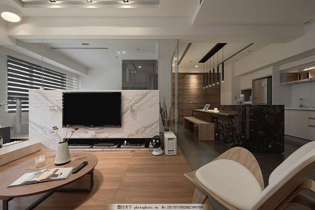 现代客厅背景墙效果图 室内设计 家装效果图 壁纸 家居背景墙 现代
