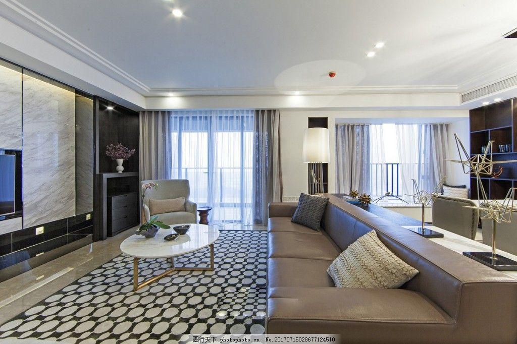 欧式客厅背景墙效果图 室内设计 家装效果图 设计素材 室内装修