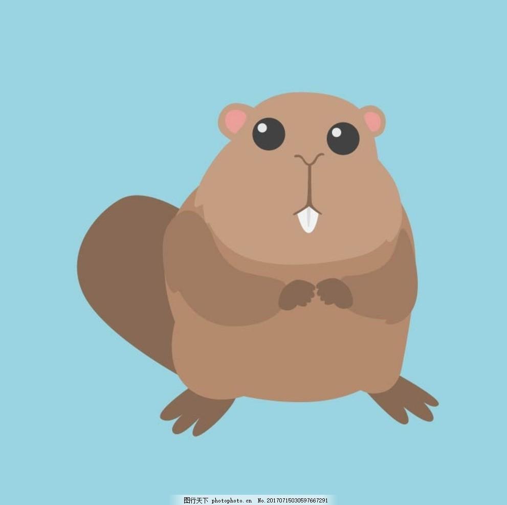 可爱q版松鼠头像