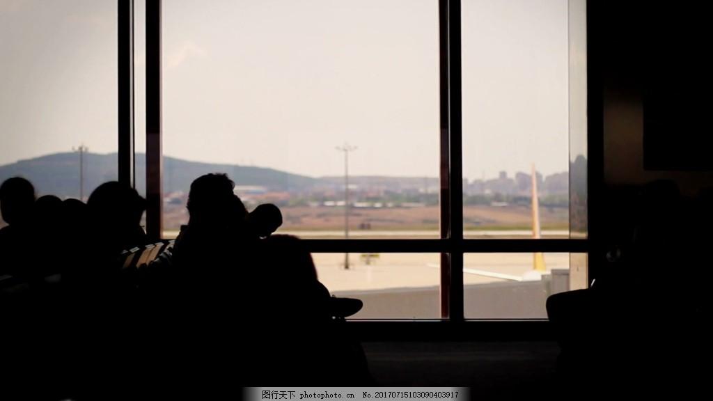 窗外风景视频素材 视频背景 视频模版 窗外视频素材
