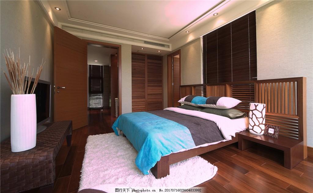 背景墙 房间 家居 酒店 设计 卧室 卧室装修 现代 装修 1024_633