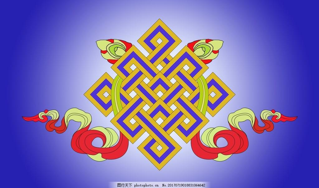 花纹 边框 藏式花边 藏式建筑 文艺作品 书面设计 设计 文化艺术 传统