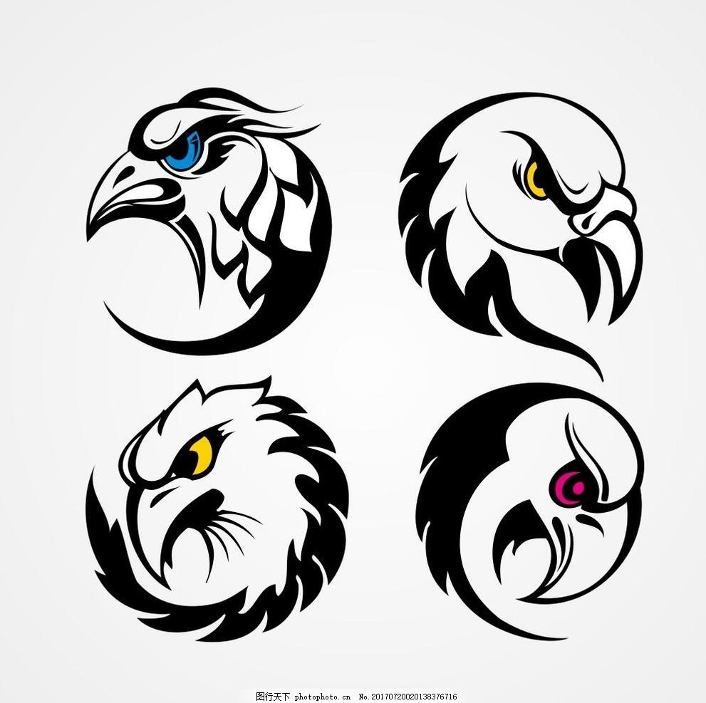 标志 图标 其他 图片素材 纹身 标志图标 纹身图案 印花图案 动物世界