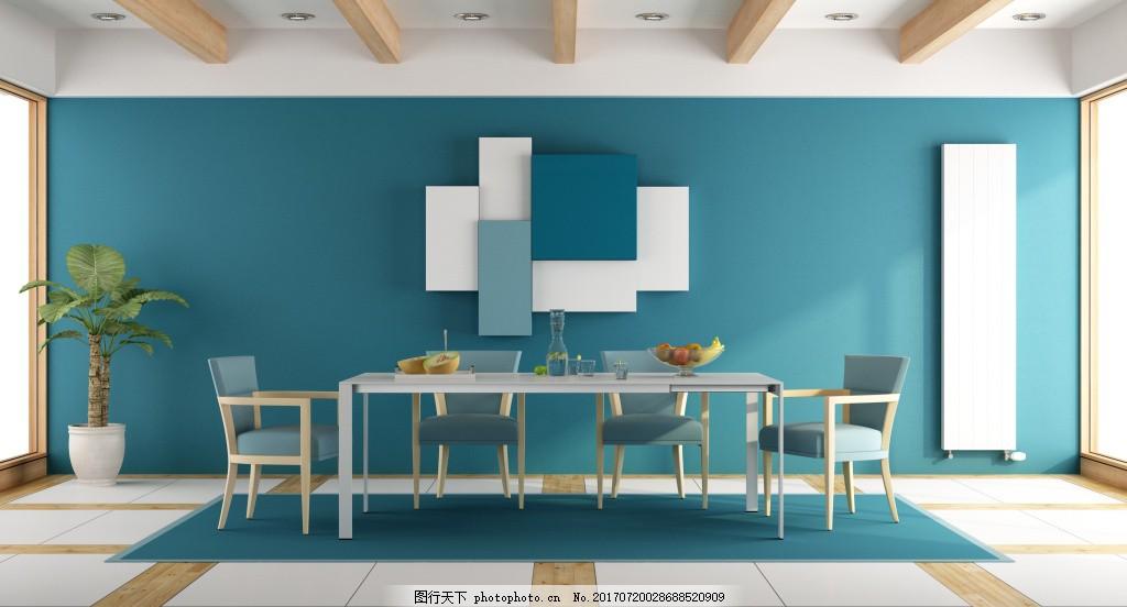浪漫温馨餐厅餐桌效果图 家居 家居生活 室内设计 装修 家具 装修设计