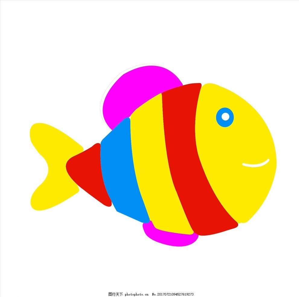 动物形状 彩色 益智拼图 拼图游戏 动物拼图 设计 psd分层素材 psd