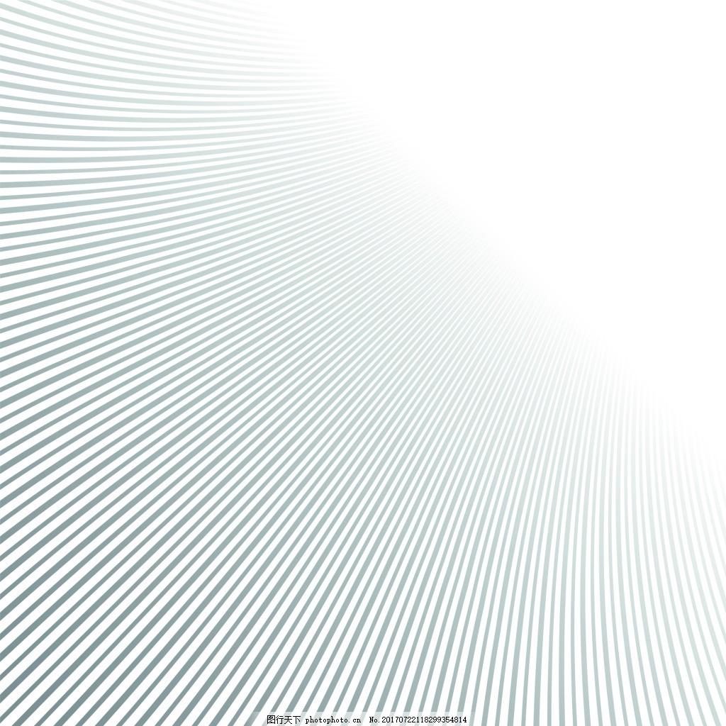 放射背景白色背景矢量
