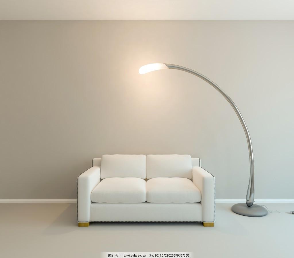 欧式简约客厅装修效果图