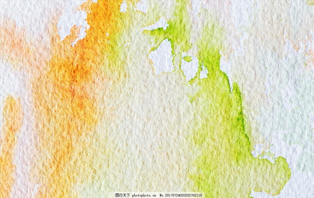 彩色喷绘 彩色墨汁 彩色背景 手绘水彩 水彩背景 粉笔涂鸦 彩色泼墨