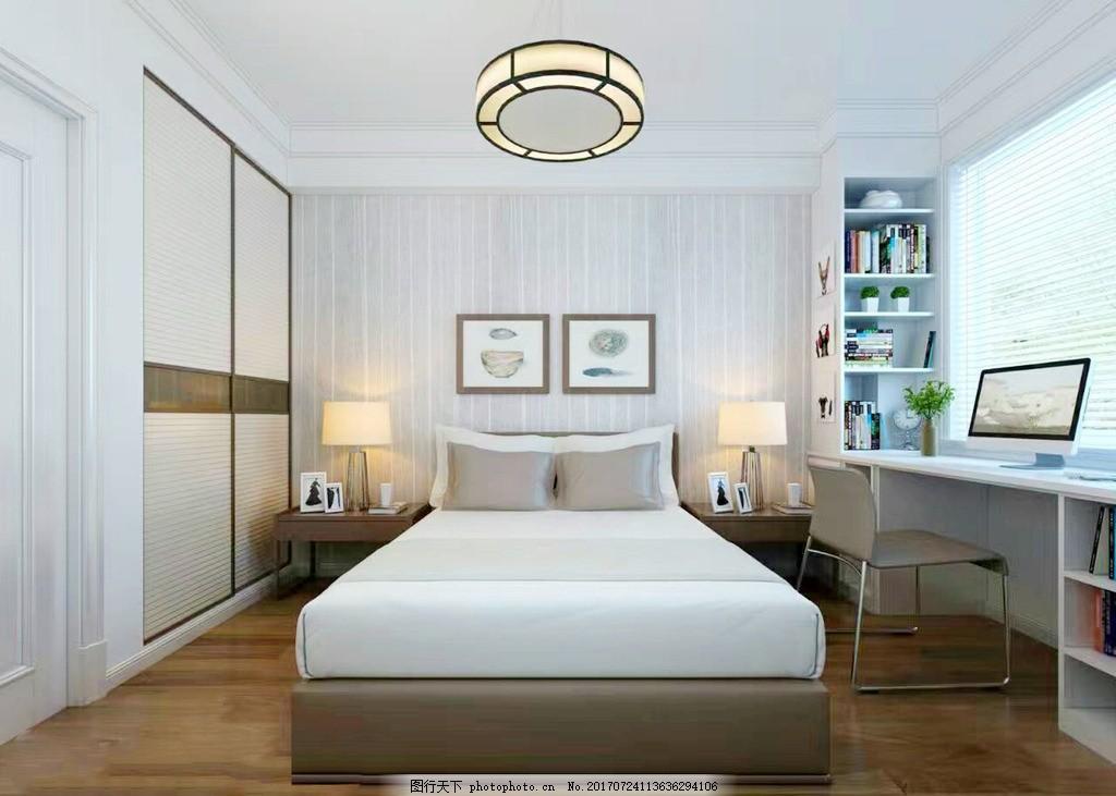 客厅 卧室 装修效果图,房间装修图 家具摆设 吊灯装饰