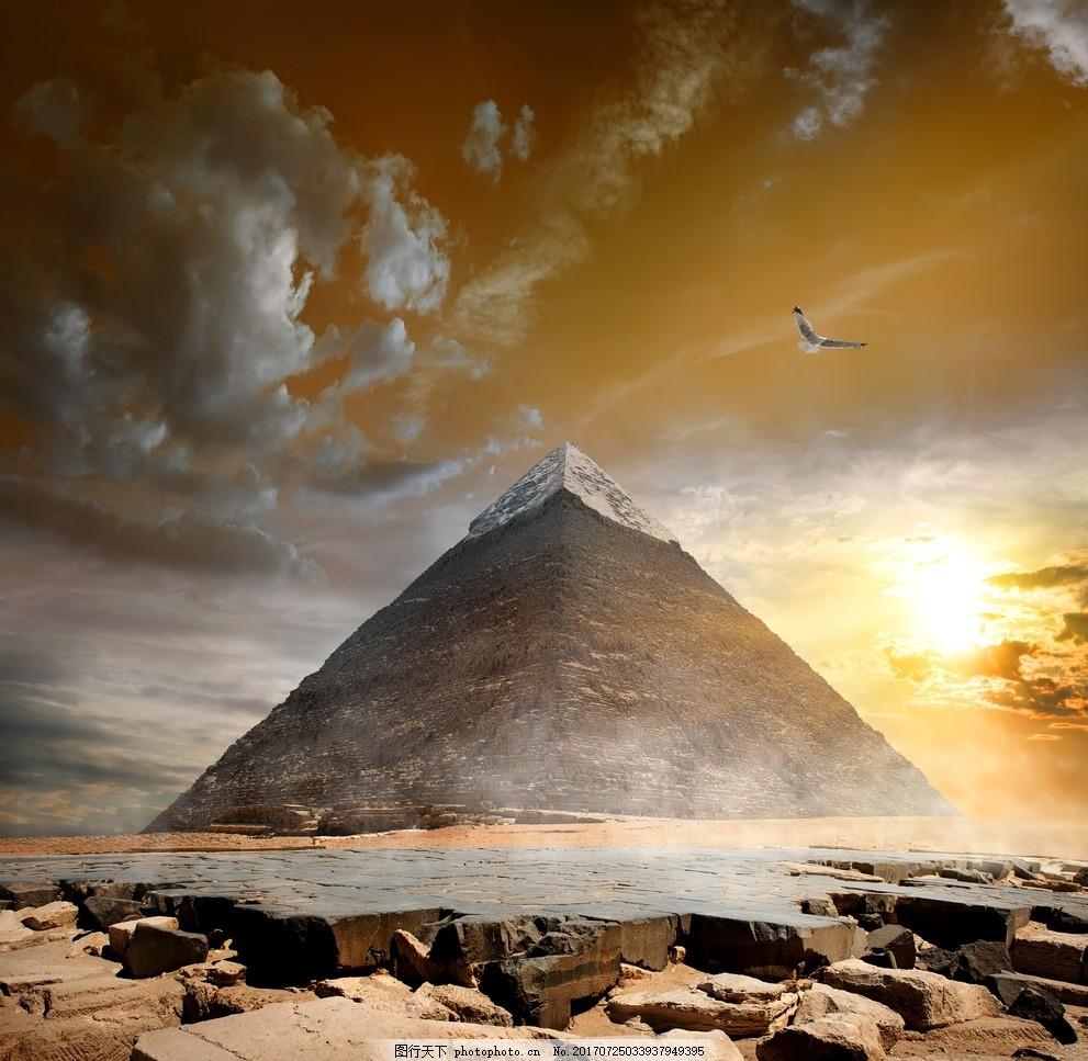唯美 风景 风光 旅行 人文 埃及 金字塔 古迹 古埃及 古老文明 摄影