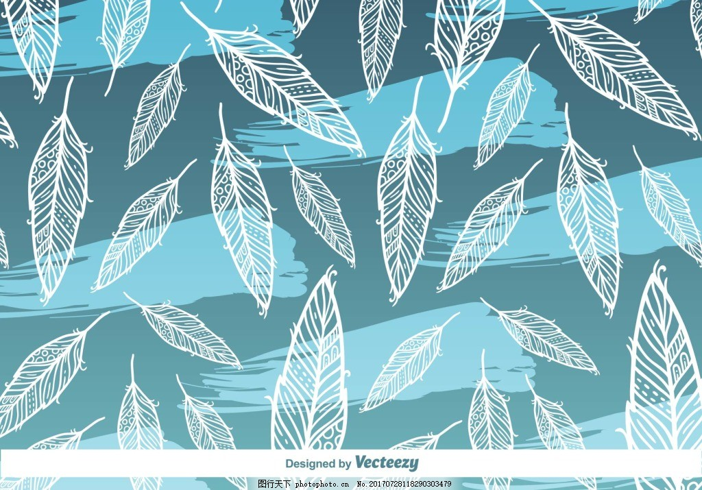 素雅植物叶子图案背景 大气 海报 纹理 画册 简约 界面 时尚