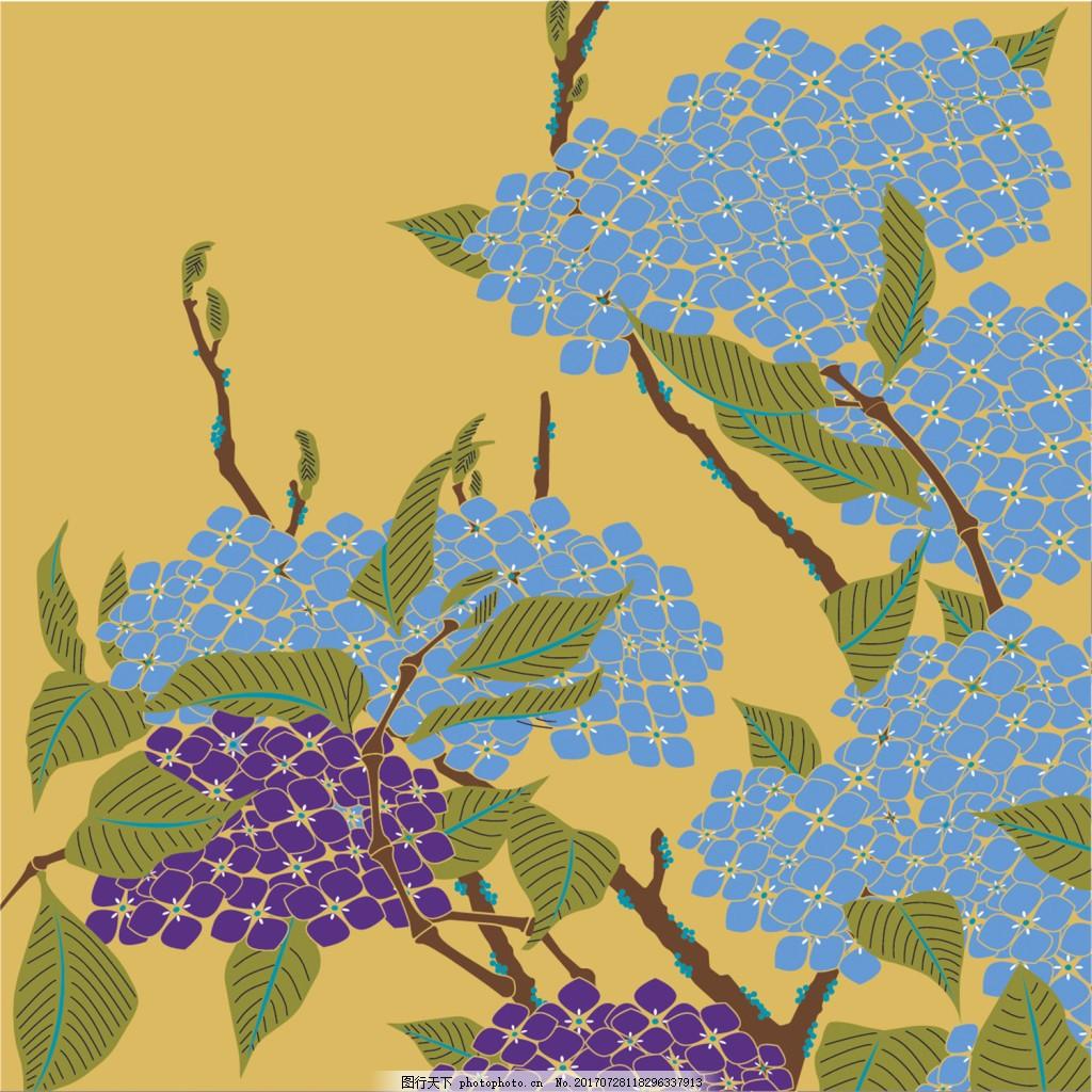 蓝紫色葡萄串背景图 广告设计 广告背景图 背景图片下载 矢量背景图