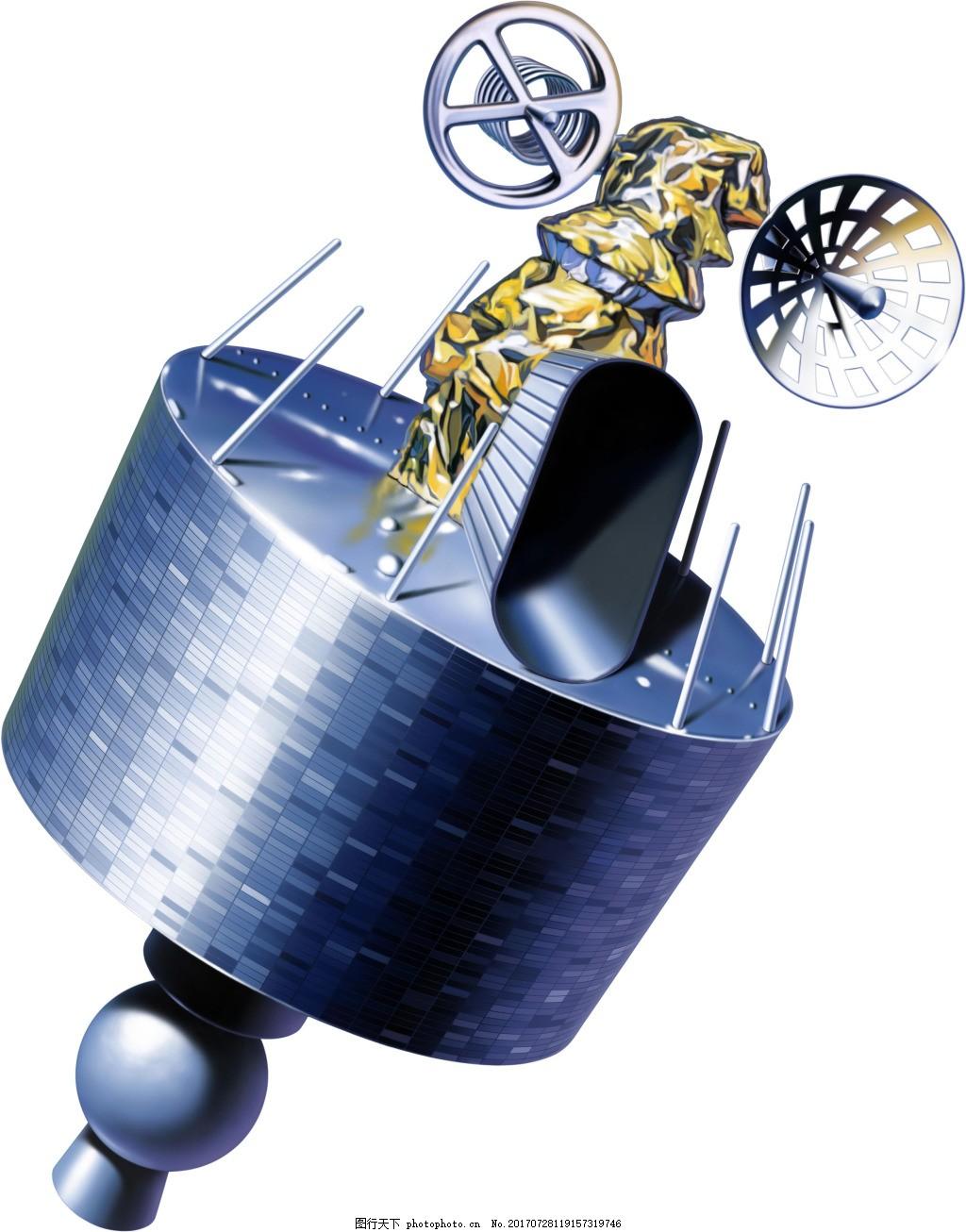 天文科技机械png免扣元素