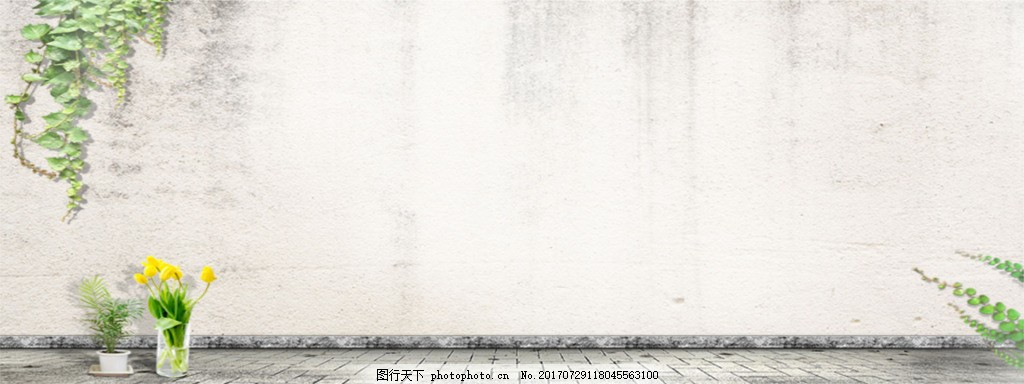 小清新banner背景 背景图 唯美背景 淘宝海报 背景素材 淘宝首页电商背景