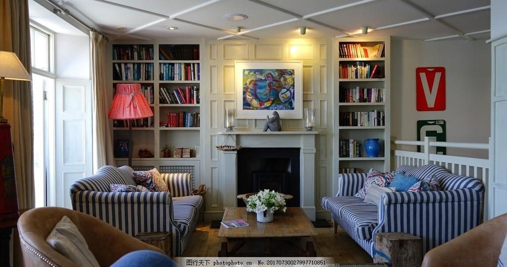 室内空间 软装 硬装 现代客厅 美式客厅 田园风客厅 现代风格图片