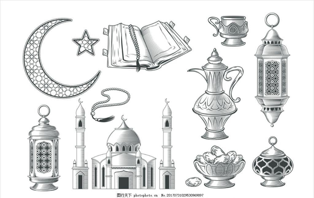 清真菜 清真文化 清真美食 清真食品 伊斯兰 穆斯林文化 伊斯兰建筑图片