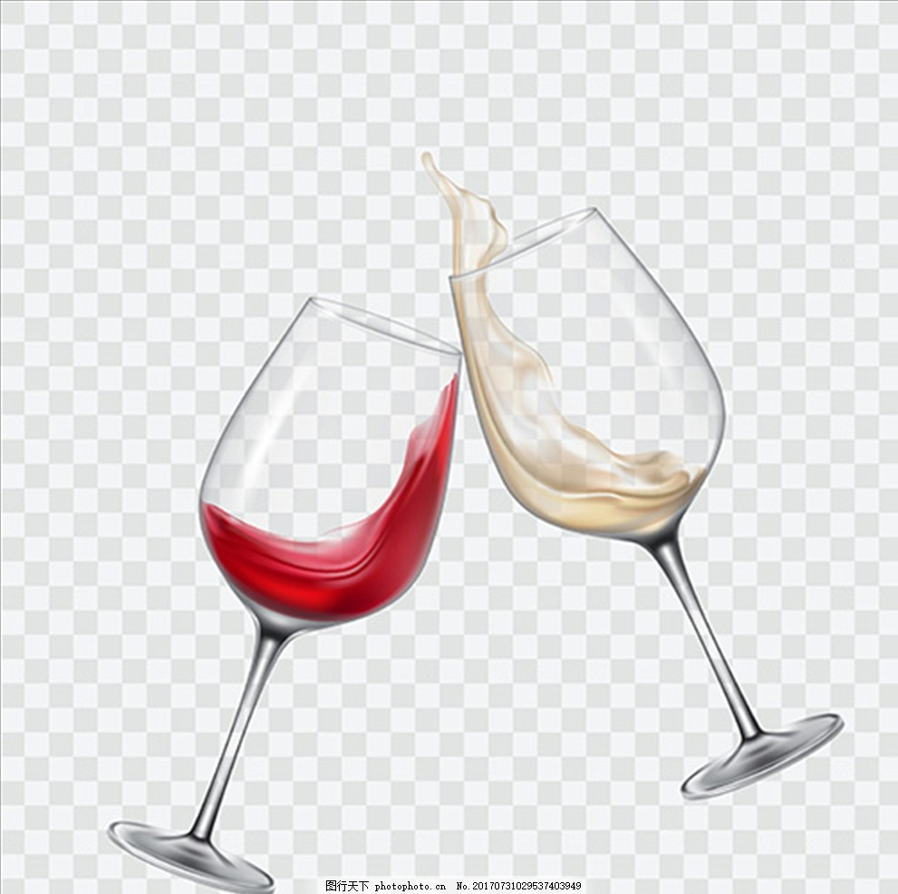 白葡萄酒和红葡萄酒 红酒 红酒海报 法国红酒 红酒易拉宝 红酒特惠