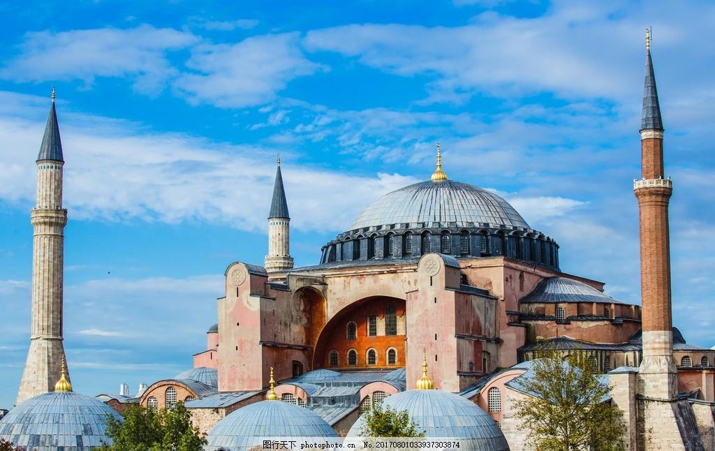 唯美 风景 风光 旅行 人文 城市 土耳其 大都会 伊斯坦布尔 现代化