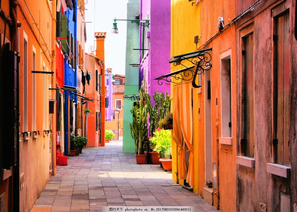 唯美 风景 风光 旅行 人文 城市 意大利 彩色小镇 欧洲 欧洲小镇 浪漫