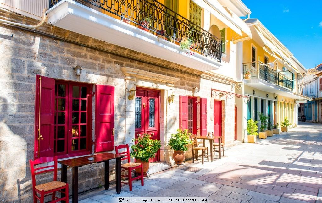 彩色小镇 唯美 风景 风光 旅行 人文 城市 意大利 欧洲 欧洲小镇