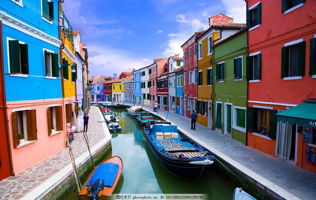 人文 城市 意大利 彩色小镇 欧洲 欧洲小镇 浪漫 摄影 旅游摄影 国外