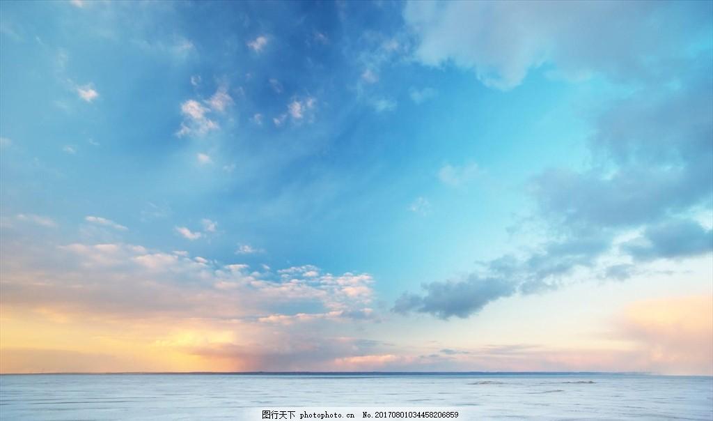 设计图库 自然景观 山水风景  海边高清照片 海边 傍晚 海面傍晚 唯美