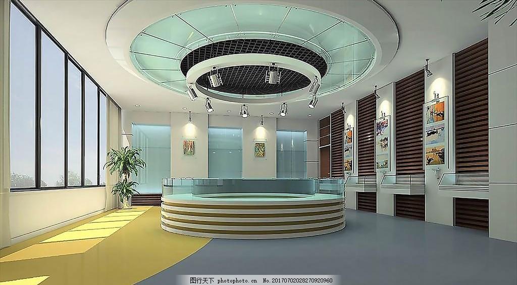 展厅,展厅3D设计,企业展厅,公司展厅,科技展厅,企业规划馆,荣誉室