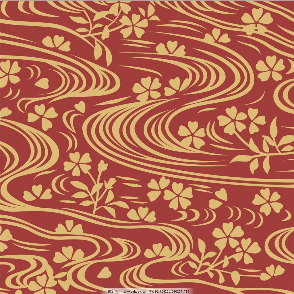 金色花纹无缝背景图,广告设计,欧式复古花纹,欧式边框,欧式花纹底纹,广告背景图,背景图下载
